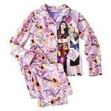 Icarly Girls 2pc Coat Pajamas Set (6)