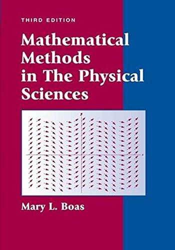 Math.Methods In Phys.Sciences