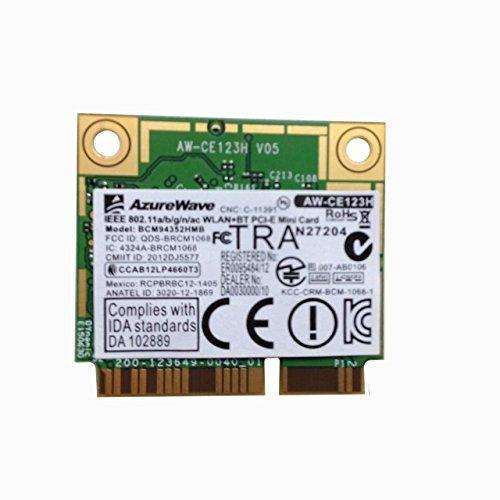 Broadcom BCM94352HMB 802.11//ac//867Mbps WLAN BT4.0 Half Mini PCI-E Card