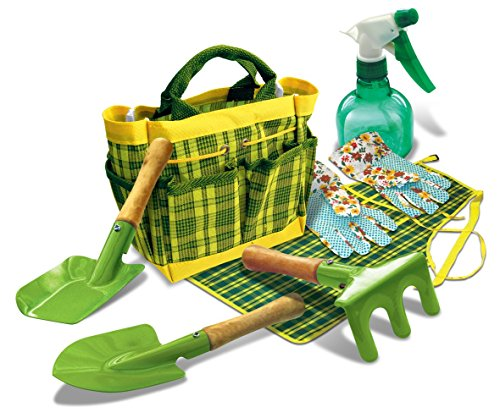 Small World Toys Living - Green Thumb Garden Set