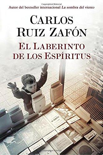 El Laberinto de los Espiritus (Spanish Edition)