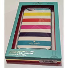 Kate Spade Hybrid Hardshell Case for iPhone 6 Plus - Candy Stripe Multi by Kate