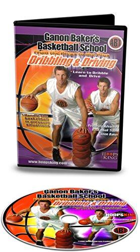 HoopsKing Ganon Baker's Basketball School: Dribbling and Driving