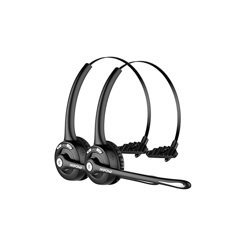 Mpow Pro (2-Pack) Truck Driver Bluetooth