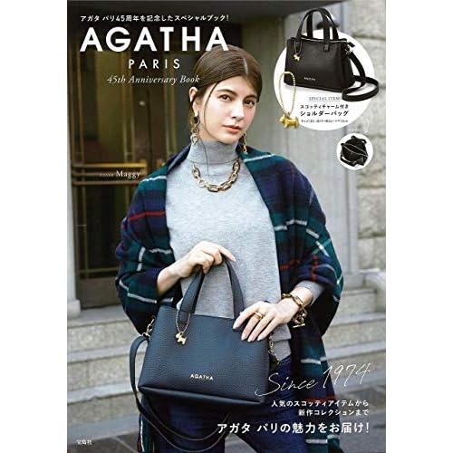 AGATHA PARIS 45th Anniversary Book 画像