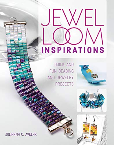Jewel Loom Inspirations: Quick and Fun Beading and Jewelry - Clasp Jewel