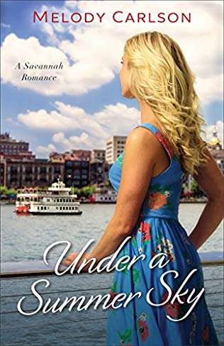 book cover of Under a Summer Sky