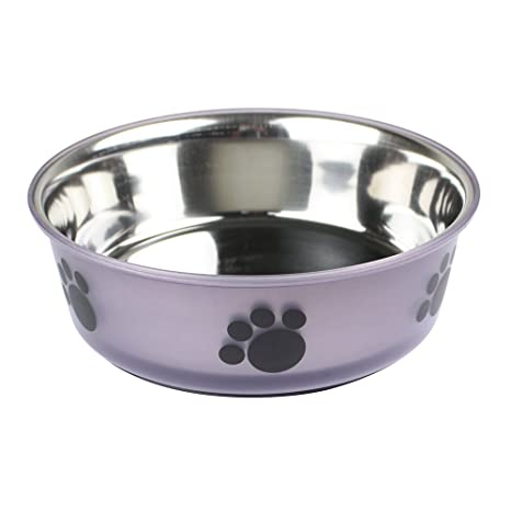 Cat Feeding Bowl Non Slip Stainless Steel