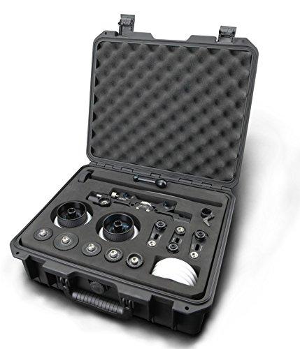 Tilta es-t15-c、Sony fs7用フォローフォーカス、カーボンファイバーマットボックス   B07437DYQR