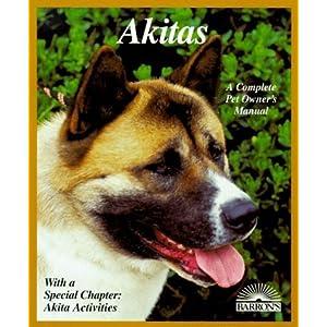 Akitas (Complete Pet Owner's Manual) by DVM Dan Rice (1997-07-01) 5