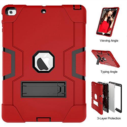 iPad Air Case, iPad 5 Case, UZER Heavy Duty Shockproof Anti-