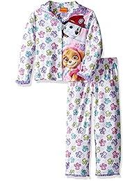 Nickelodeon girls Nickelodeon Paw Patrol 2-piece Pajama Coat Set