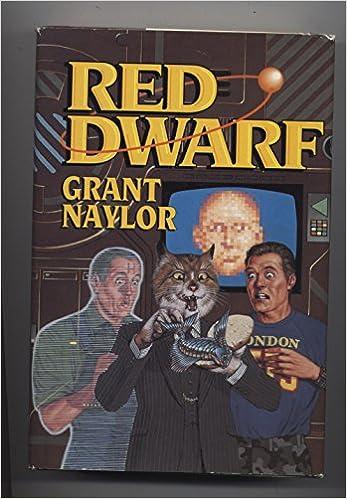 Book Red Dwarf