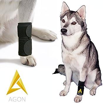 Amazon Com Back On Track Dog Leg Wraps Large Pet Paw