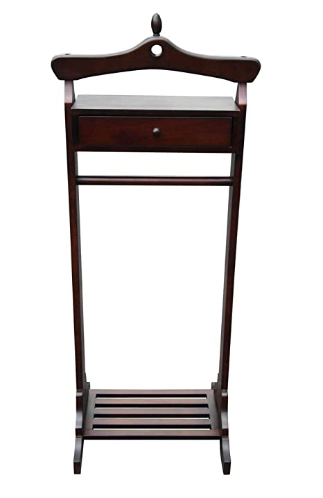 office coat racks. Office Accents Royal Valet Coat Hanger/Rack Stand, Mahogany Finish Racks