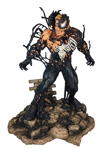 DIAMOND SELECT TOYS MAY182304 Marvel Gallery: Venom PVC Diorama Figure, 9
