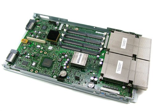 IBM JS20 System Board w/ 2 2.2GHz Processors 13N0497 25R8423