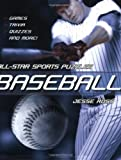 All-Star Sports Puzzles: Baseball: Games, Trivia, Quizzes and More!
