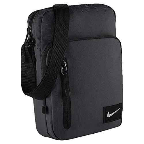 e6cb1d0ad8 Nike Classic Mini Messenger Shoulder Bag (Anthracite Black) - Buy Online in  UAE.