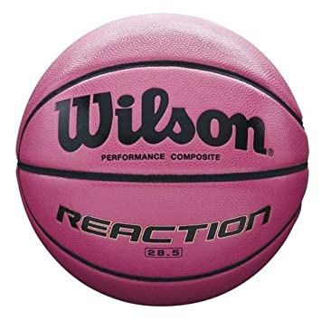 Wilson All Surface-Basketball, Wettkampf, Sportparkett, REACTION