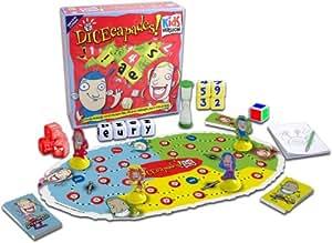 Dicecapades Kids Version
