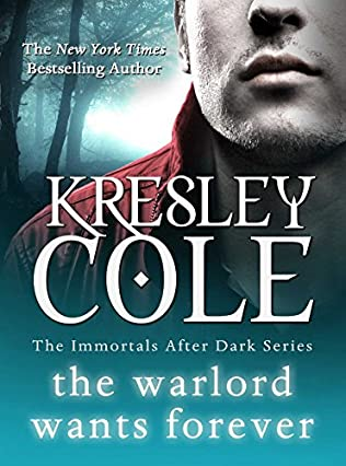 book cover of Warlord Wants Forever