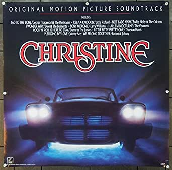 Christine & Other Lost Loves | Rivers of Grue |Christine 1983 Poster Back