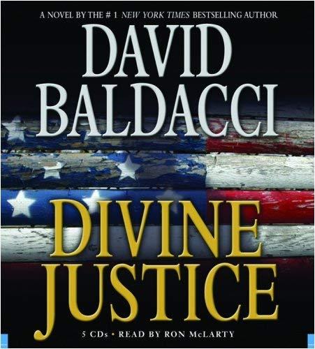 Divine Justice (Camel Club): Amazon.es: Baldacci, David ...