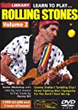 Lick Library: Learn to Play Rolling Stones, Vol. 2