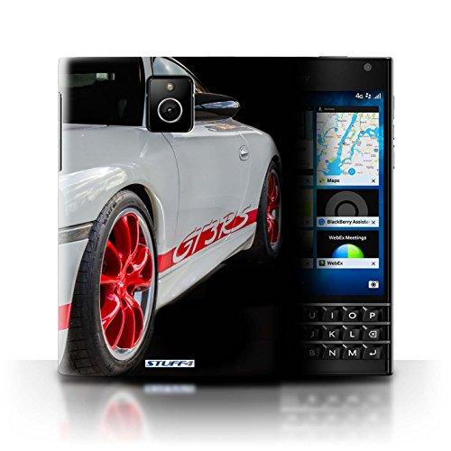 STUFF4 Phone Case / Cover for Blackberry Passport / 911/Alloy/Red Design / Porsche Collection