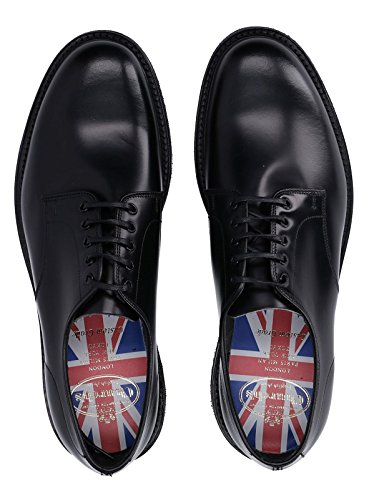 CHURCH'S Scarpe Stringate Nero MOD. Leyton 5-EEC044 8