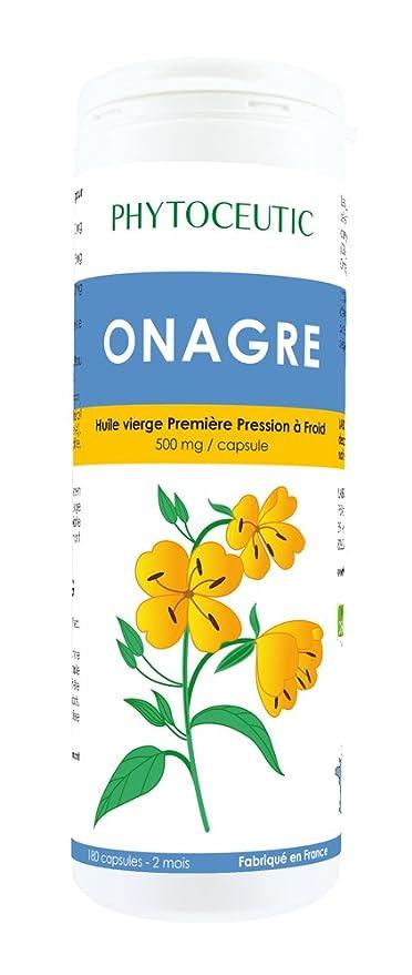 Laboratoires Phytoceutic Aceite dOnagra 180 Pastillas