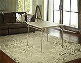 "lovely patio stair design ideas Cosco 34"" Vinyl Top Folding Table"