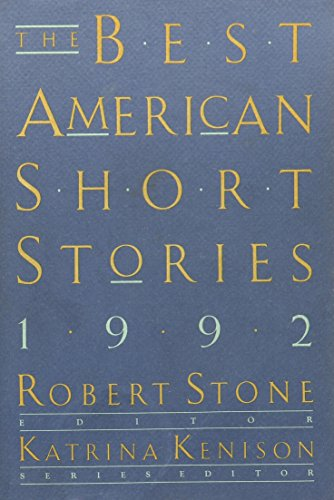 Best American Short Stories 1992