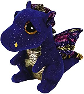 TY Beanie Boo Plush - Saffire the Dragon 15cm