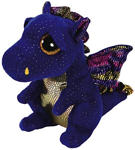 TY Beanie Boo Plush - Saffire the Dragon 15cm