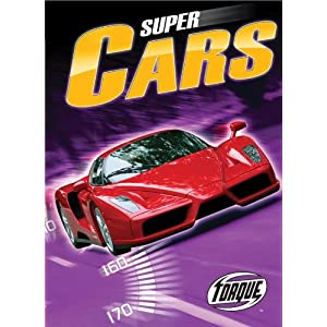Super Cars (Paperback) (Torque Books: World's Fastest)