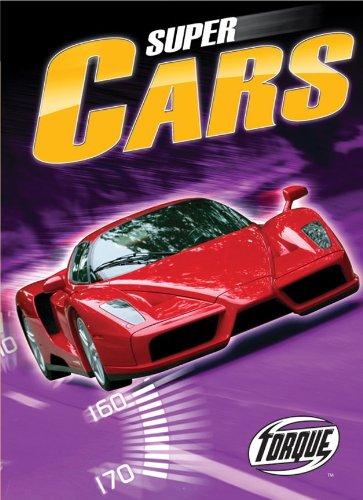 Super Cars (Paperback) (Torque Books: World's Fastest)