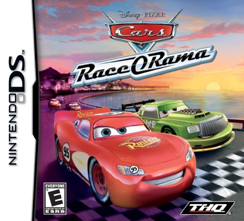 Amazon Com Cars Race O Rama Nintendo Ds Video Games