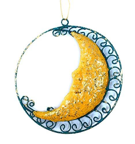 Moon Christmas Ornament - 9