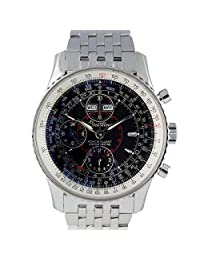 Breitling Montbrillant Datora automatic-self-wind mens Watch A21330 (Certified Pre-owned)