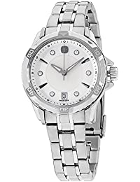 Wenger GST MOP Dial Stainless Steel Ladies Watch 79112