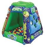 Nickelodeon Paw Patrol Code Paw Ball Pit, 1 Inflatable & 20 Sof-Flex Balls, Blue/Green, 37''W x 37''D x 34''H