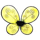 """WGI 22"""" Yellow Bumble Bee Wing"""
