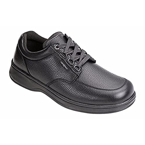 5. Orthofeet Avery Island Men s Extra Depth Therapeutic Arthritis and  Diabetic Work Shoe ddb8f6f10ca