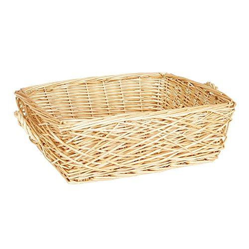 Household Essentials ML-2244 Spring Bird Nest Willow Basket