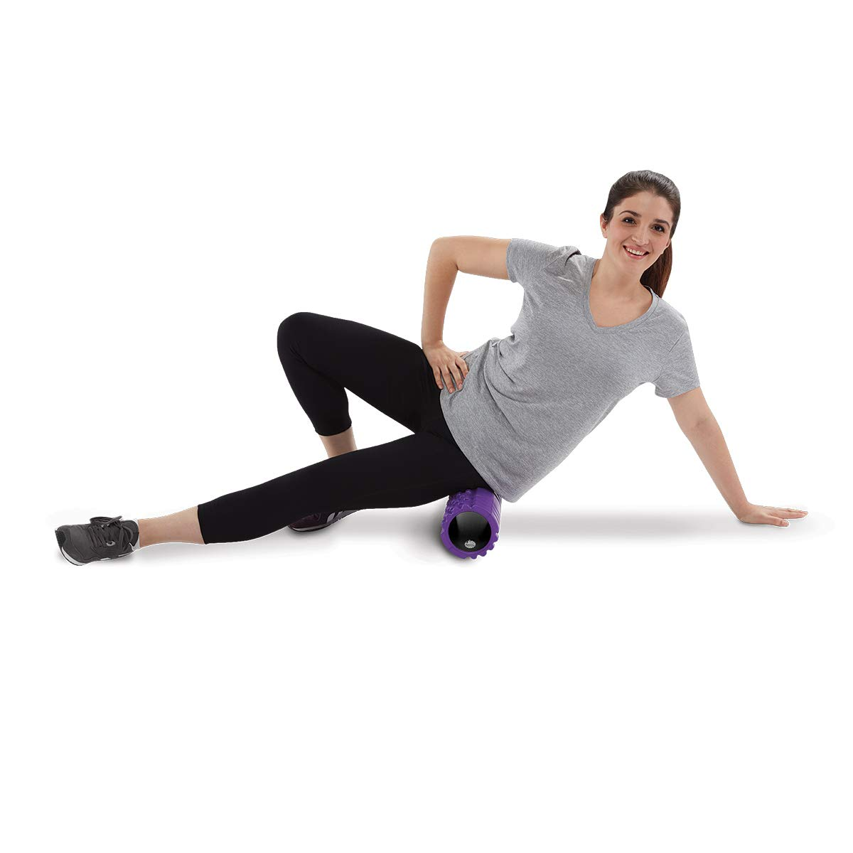 Planet Fitness Muscle Massager Foam Roller for Deep Tissue Massage ...