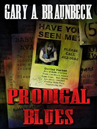 book cover of Prodigal Blues