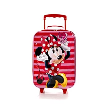 Amazon.com: Disney Minnie Mouse - Maleta para equipaje de ...