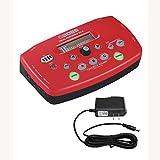 Boss VE-5 Vocal Performer Effects Processor Red & PigHog PP9V PowerPig 9V DC 1000ma Power Supply Bundle